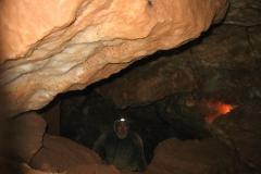 Обследование борнуковской пещеры13