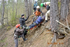 Поисково-спасательные работы 6