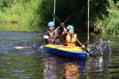 Техника водного туризма 7