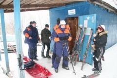 Обучение горным лыжам (1)