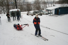 Обучение горным лыжам (10)