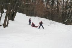 Обучение горным лыжам (11)