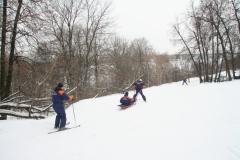 Обучение горным лыжам (16)