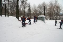 Обучение горным лыжам (17)