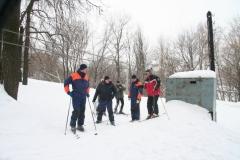 Обучение горным лыжам (2)