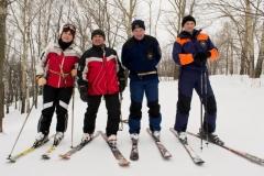 Обучение горным лыжам (22)
