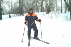 Обучение горным лыжам (24)