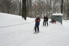 Обучение горным лыжам (3)