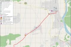 Карта маршрута Тропы Поветлужья лист (10)