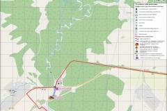 Карта маршрута Тропы Поветлужья лист (3)