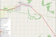 Карта маршрута Тропы Поветлужья лист (4)