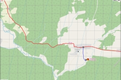 Карта маршрута Тропы Поветлужья лист (8)