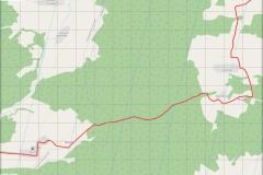 Карта маршрута Тропы Поветлужья лист (9)