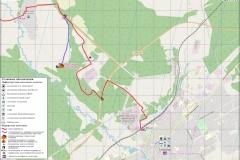 Карта маршрута По местам Художественных промыслов лист (10)