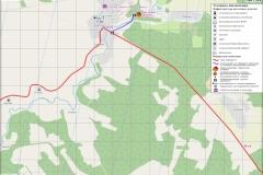 Карта маршрута По местам Художественных промыслов лист (4)