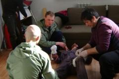 Первая помощь в заповеднике (11)