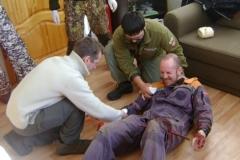 Первая помощь в заповеднике (2)