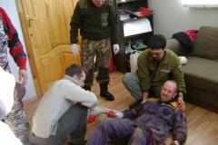 Первая помощь в заповеднике (3)