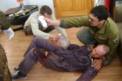 Первая помощь в заповеднике (4)