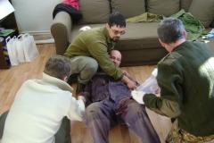 Первая помощь в заповеднике (5)