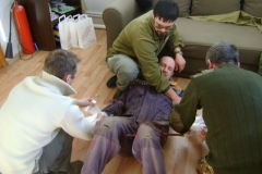 Первая помощь в заповеднике (6)