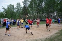 Соревнования по волейболу3